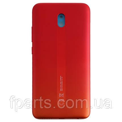 Задняя крышка Xiaomi Redmi 8A, Red (AAA), фото 2