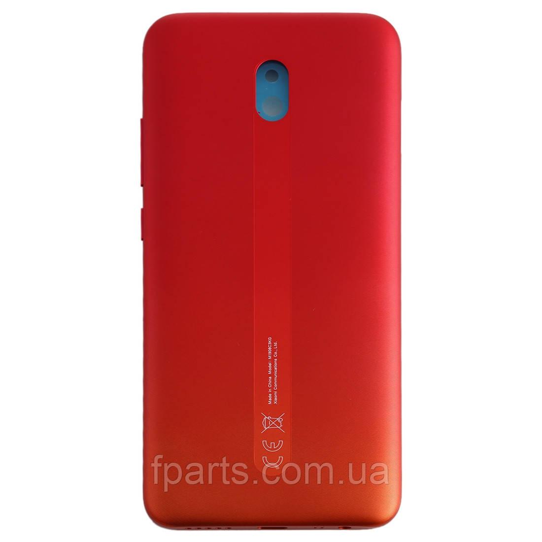 Задняя крышка Xiaomi Redmi 8A, Red (AAA)