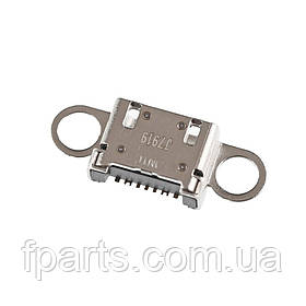 Коннектор зарядки Samsung A310, A510, A710, G920, G925, G928, N920 Galaxy Note 5 (Original PRC)