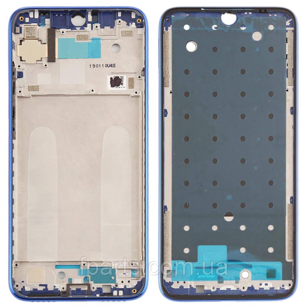 Рамка дисплея Xiaomi Redmi Note 7, Blue