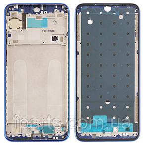 Рамка дисплея Xiaomi Redmi Note 7, Blue, фото 2