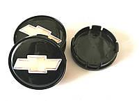 Колпачки в диски Chevrolet (60/55мм)