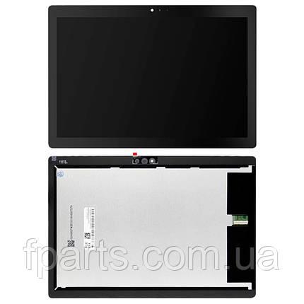 Дисплей Lenovo Tab M10 (TB-X605) с тачскрином, Black, фото 2