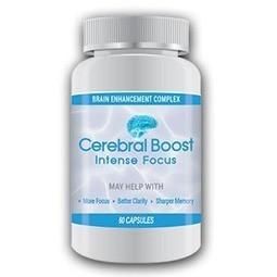 Cerebral Boost (Серебрал Буст) - капсулы для лучшей работы мозга