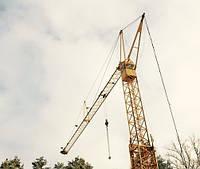 Аренда быстромонтируемого башенного крана LIEBHERR 70K