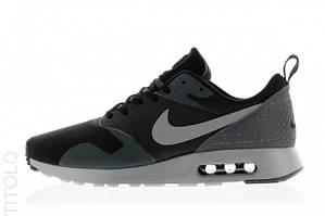 Мужские Кроссовки Nike Air Max Tavas в черном цвете