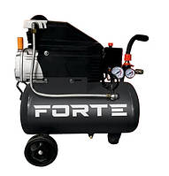Компрессор Forte FL-2T24N! 200 л/мин, качество Профи!