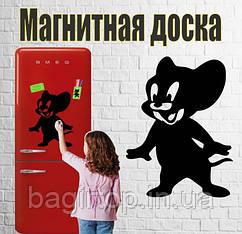 Магнітна дошка на холодильник Джеррі (30х40см)