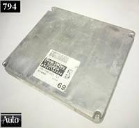 Электронный блок управления (ЭБУ) Toyota Avensis 2.0 03-06г (1CDFTV)