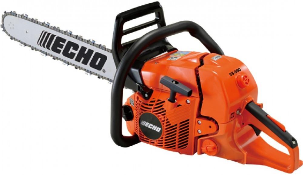 Бензопила ECHO CS-590
