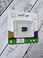 Micro SD 32Gb T&G Class10 без ад.(USH-1)