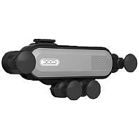Держатель для телефона Holder XO C28 (магнит) Grey
