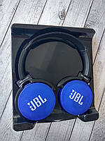 Bluetooth-гарнитура JBL (Copy) by Harman MDR-XB 650 BT STEREO(слот micro SD, кнопки управ) Black/blue (мониторы)