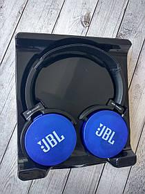 Bluetooth-гарнитура JBL by Harman MDR-XB 650 BT STEREO(слот micro SD, кнопки управ) Black/blue