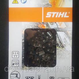 Цепь Stihl 64 звена, 32 зуба RS, шаг 3/8 1.3 мм оригинал