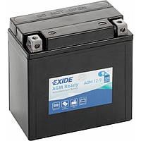 Мото аккумулятор EXIDE AGM12-9