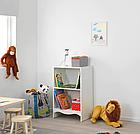 Пеленальный столик/стеллаж IKEA SMÅGÖRA 093.236.23, фото 2