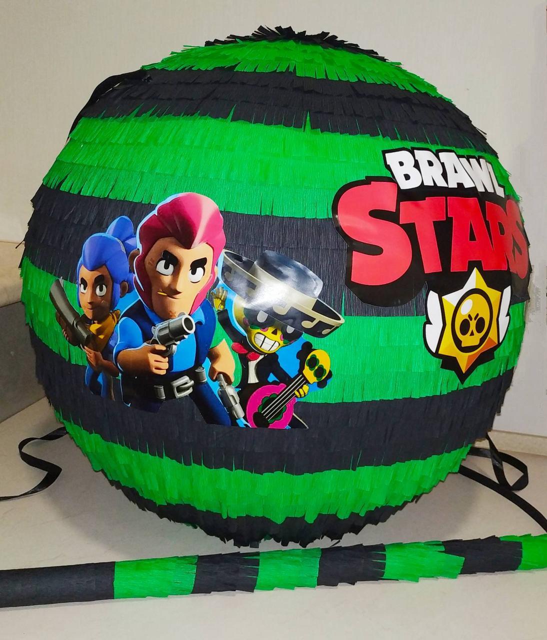 Пиньята - шар с сюрпризом Бравл Старс