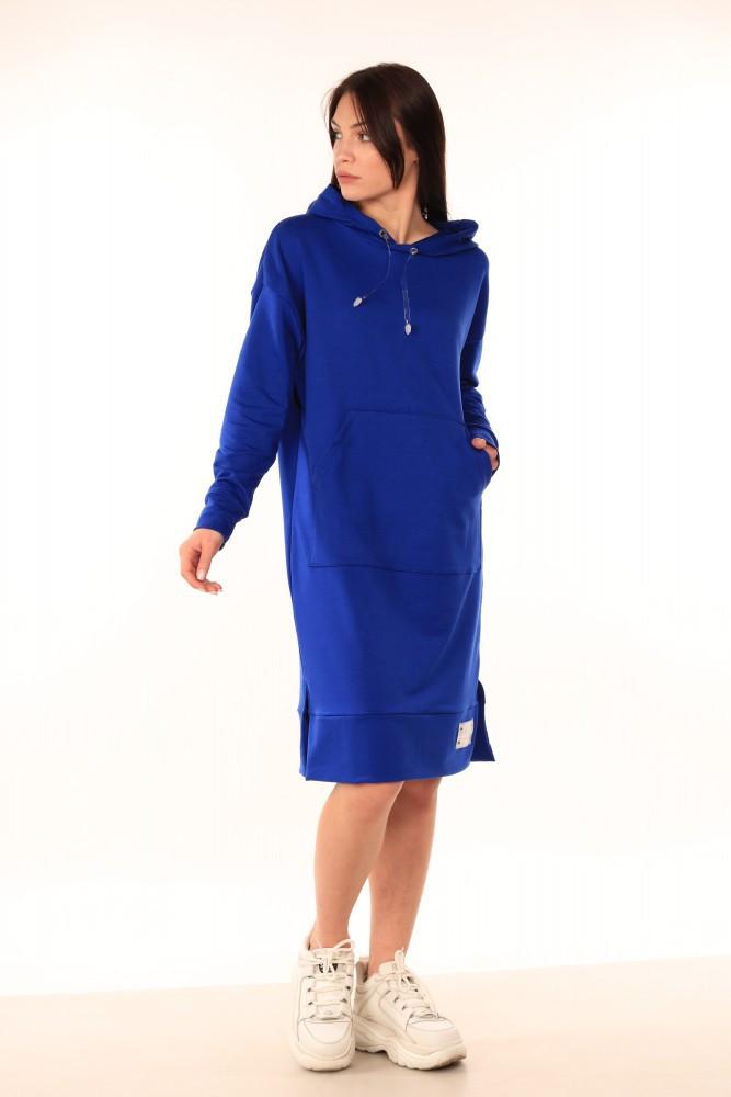 Платье-Худи Quest Wear электрик