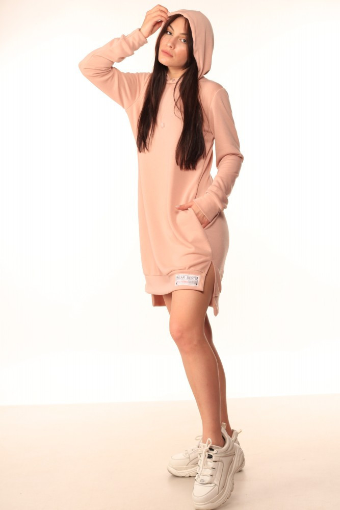 Платье-Туника Quest Wear пудра