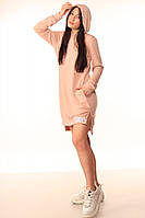 Платье-Туника Quest Wear пудра, фото 1
