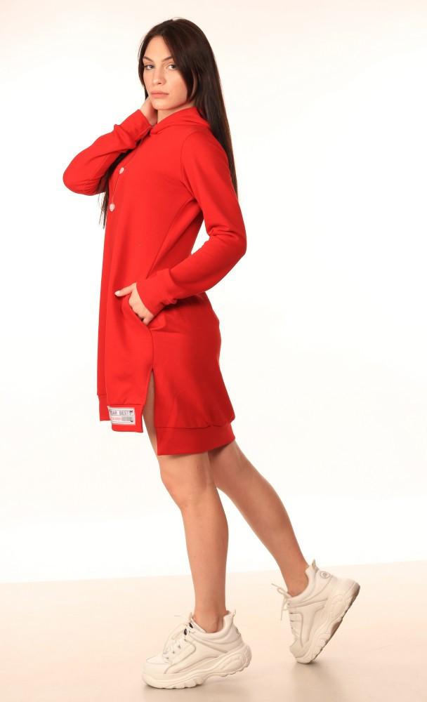 Платье-Туника Quest Wear красное