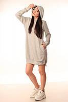 Платье-Туника Quest Wear серое, фото 1