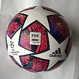 Мяч футбольный Adidas Finale Istanbul 20 League FH7340 (размер 5), фото 2