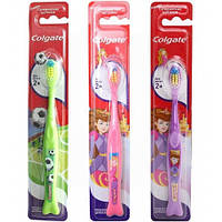 Colgate Kids зубная щетка для детей супермягкая /2+лет/  1 шт