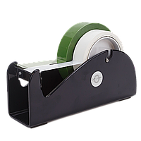 Для 2х односторонних лент до 25мм  Ø<145 мм, настольный диспенсер