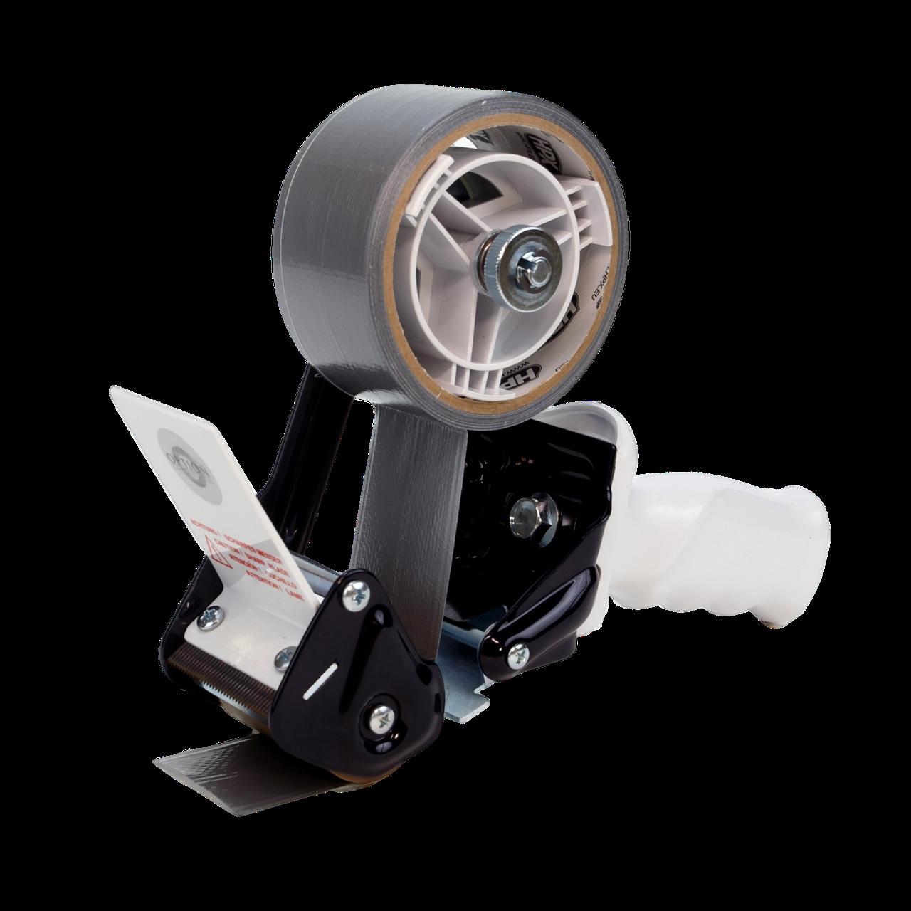 Для армированных лент до 50мм Ø<136 мм - ручной диспенсер