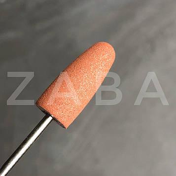 Фреза-полировщик силикон-карбидный коричневый, шт