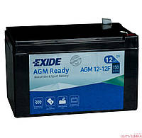 Мото аккумулятор EXIDE AGM12-12F