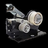 Для двухсторонних лент до 50 мм Ø<160 мм, настольный диспенсер