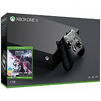 Игровая приставка Microsoft Xbox One X 1TB + Star Wars Jedi: Fallen Order консоль, фото 1