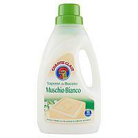 ChanteClair жидкое мыльное средство для стирки с ароматом белого мускуса 1 л 18 стирок