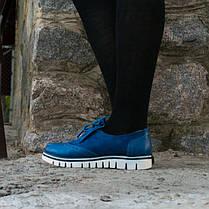 Туфли кожаные 7926 только 39 размер, фото 3