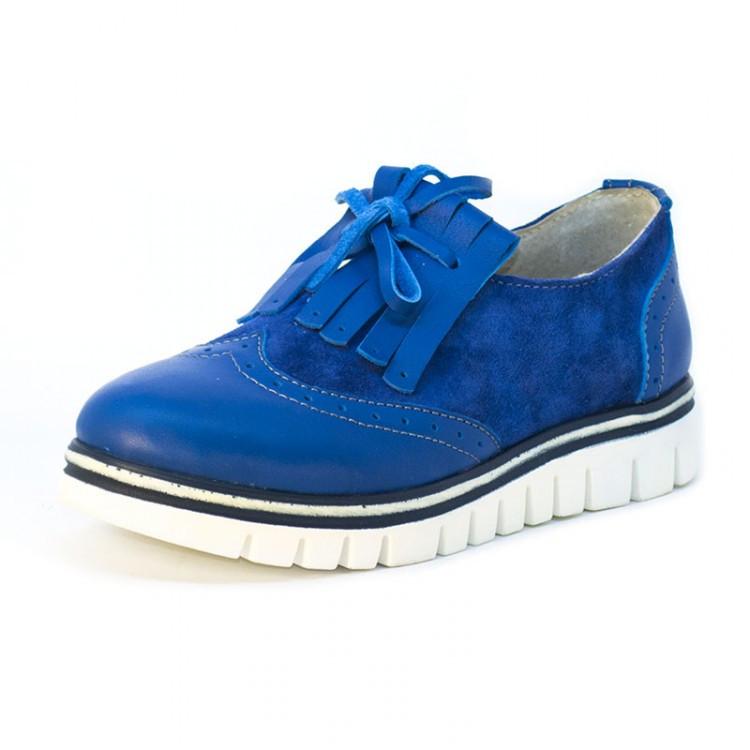 Туфли кожаные 7926 только 39 размер