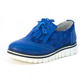 Туфли кожаные 7926 только 39 размер, фото 2