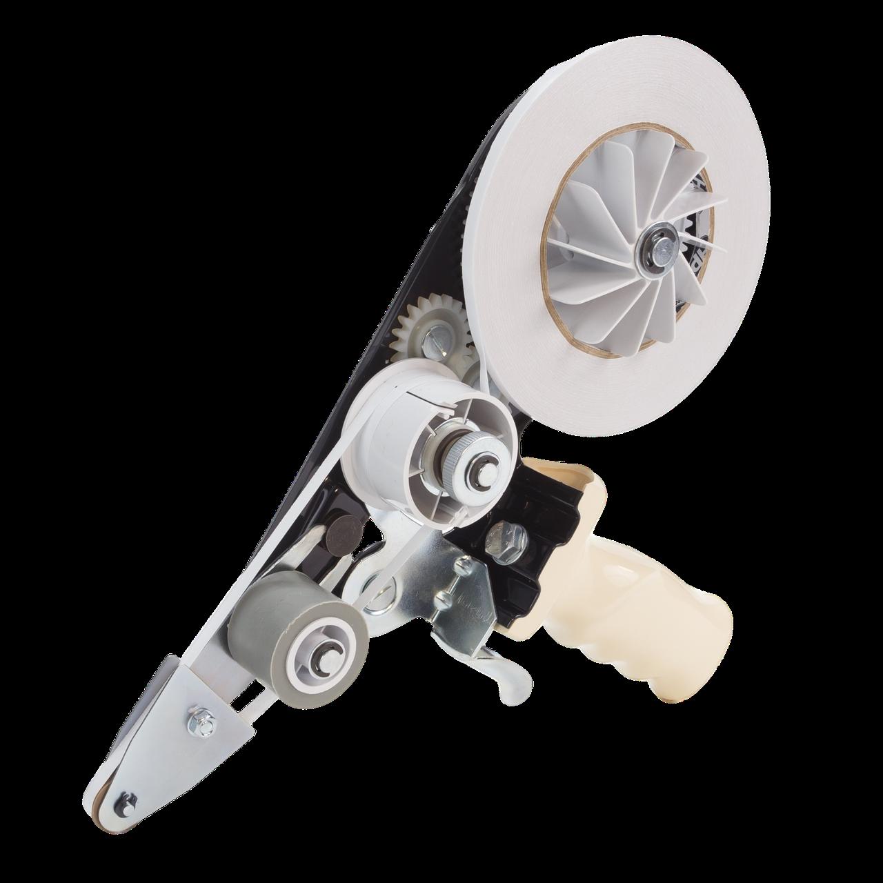 Ручной диспенсер для двухсторонних трансферных и нетканых лент до 25 мм
