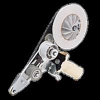 Для трансферных и нетканых лент до 25 мм Ø<140 мм - ручной диспенсер