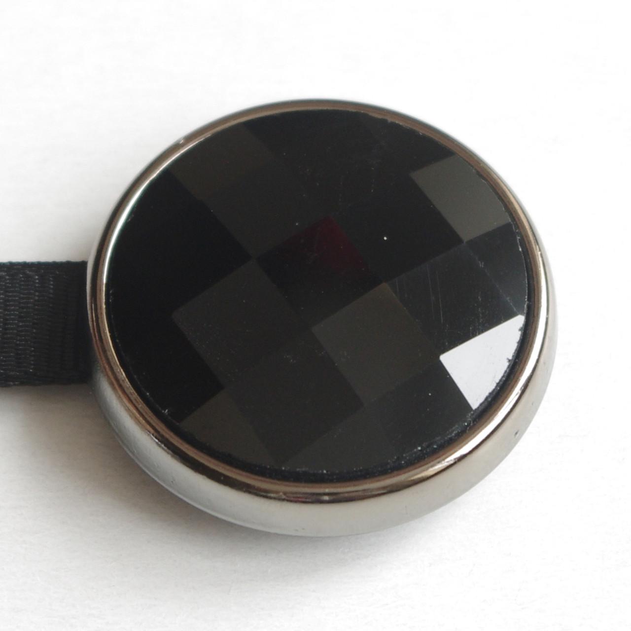 Декоративный магнит подхват для штор и тюлей F080
