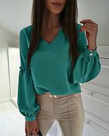 """Стильная женская блуза """"Indeo"""""""