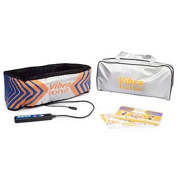 Пояс вибромассажер для похудения Vibro Tone
