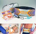 Пояс вібромасажер для схуднення Tone Vibro, фото 4