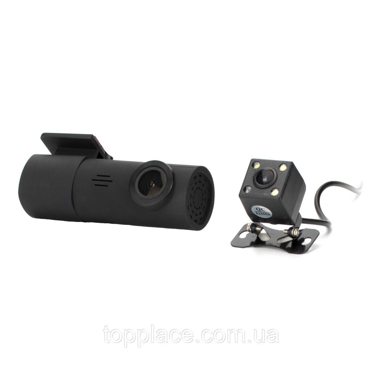 Видеорегистратор RangePolar A18-2CH с двумя камерами (AS101005346)