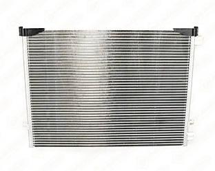 Радиатор кондиционера на Renault Trafic II 2001->2006 1.9dCi+2.0 — Valeo - VAL817577