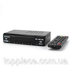 Цифровой ресивер HD Yasin 4K