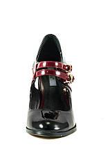 Туфли женские Elmira С7-104Т-10 черные (38), фото 3