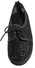 Туфли женские Sopra WH6888-376 черный (38), фото 3